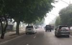 Kabut Asap Terus Memburuk, Kualitas Udara Palangka Raya Tidak Sehat