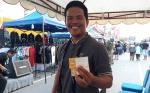 Ada Kupon Undian Berhadiah untuk Pembeli di Begoyap Night Market Kelurahan Raja
