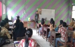 Koramil 07 Puruk Cahu Sosialisasikan Rekruitmen Calon TNI AD di SMAN 1 Murung
