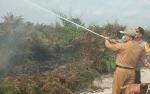 Sekda Sukamara Imbau Tim Pemadam Kebakaran Berhati-Hati