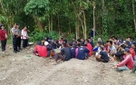 Kapolsek Kapuas Barat Harapkan Siswa SMA Jadi Agen Pelopor Cegah Pembakaran Lahan