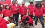 DPC PDIP Palangka Raya Mulai Bangun Kantor Partai