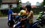 Karang Taruna Kotawaringin Timur Bagikan 1.000 Lembar Masker