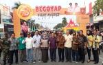 Video Bupati Kotawaringin Barat Resmikan Begoyap Night Market