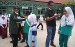 Anggota Legislatif dan PWI Kotim Bagikan 2.000 Masker