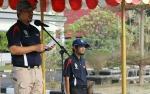 Asisten Pemerintah dan Kesejahteraan Rakyat Kabupaten Seruyan Ajak Masyarakat Rajin Olahraga