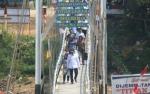 Bupati Lamandau Kunjungan Kerja di Hulu Belantikan Raya