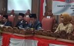 Nama Unsur Pimpinan DPRD Kotim Belum Diketahui, PDIP masih Tanda Tanya