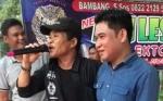 Kandidat Calon Bupati Kotim Jhon Krisli Terus Gelar Road Show