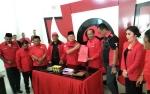 Sugianto Sabran Mendaftar ke PDIP sebagai Bakal Calon Gubernur Kalteng di Pilkada 2020