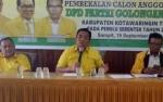 DPD Golkar Belum Buka Penjaringan, tapi Sebut Punya Kader di Pilkada Kotim