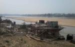 Air Sungai Katingan Surut Sebabkan Pemilik Keramba Ikan di Kasongan Merugi