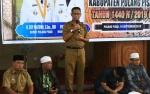 Plt Sekda Sambut Kedatangan Jemaah Haji Pulang Pisau