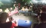 Puluhan PKL di Taman BMX Garuda Antusias Berdialog dengan Wali Kota Palangka Raya