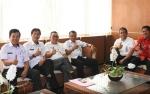 Jajaran Pemkab Barito Utara Ikuti Diskusi Aksi Strategi Nasional Pemberantasan Korupsi