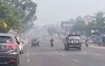 Ini Penyebab Kabut Asap Saat Pagi Hari di Kalimantan Tengah