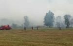 Luasan Lahan Terbakar Dekat Bandara H Asan Sampit Capai 10 Hektare