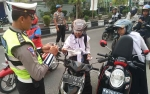 Satlantas Polres Kotawaringin Timur Tilang 1.405 Pengendara Selama Operasi Patuh Telabang 2019