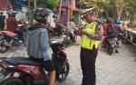 Satlantas Polres Kapuas Jaring 879 Pelanggar Lalu Lintas Selama Operasi Patuh Telabang