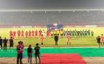 Laga Kalteng Putra Kontra Persebaya Surabaya Diawali Mengheningkan Cipta untuk Almarhum BJ Habibie