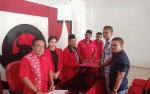 Pengurus Demokrat Ambil Formulir Pendaftaran Calon Kepala Daerah di PDIP Kalimantan Tengah