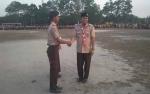 Kemah Besar Pramuka Kotawaringin Barat Dimulai di Desa Pasir Panjang