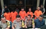 Polisi Tetapkan 6 Pembakar Lahan di Palangka Raya Sebagai Tersangka