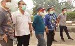 Tim Pemadam Karhutla Menyebar Padamkan Api di Sejumlah Wilayah Pulang Pisau