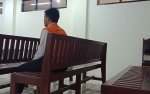 Pemilik 13 Gram Sabu Dituntut 8 Tahun Penjara