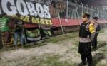 Laga Kalteng Putra dan Persebaya Surabaya diStadion Tuah Pahoe Berlangsung Aman