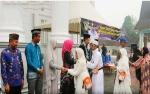 Bupati Barito Utara Sambut Kedatangan Jemaah Haji dari Makkah