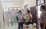Wakapolres Barito Selatan Cek Logistik Pilkades Serentak
