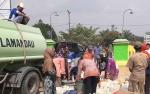 Pemkab Lamandau Salurkan 10 Tangki Air Bersih Gratis Tiap Hari