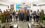 Tim Lomba Keluarga Sadar Hukum Pulang Pisau Uji Coba Kemampuan Menuju Lomba Kadarkum Tingkat Provinsi