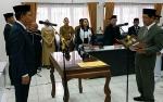 Inilah Daftar Pejabat Pemkab Barito Utara Dilantik Bupati Berdasarkan Keputusan Mendagri
