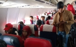 Gagal Mendarat Akibat Kabut Asap, Pesawat Nam Air Jakarta - Pangkalan Bun Dialihkan ke Semarang