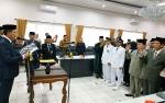 Bupati Barito Utara: Mutasi Jabatan Dorong Percepatan Penyelenggaraan Tata Administrasi Pemerintahan