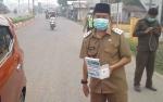 Wakil Bupati Sebut Kabut Asap di Murung Raya Kiriman dari Daerah Lain
