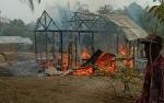 Pasangan Suami Istri Tewas Terpanggang Dalam Kebakaran Rumah di Antang Kalang