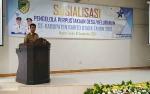 Wakil Bupati Barito Utara: Desa atau Kelurahan Harus Aktif Kembangkan Perpustakaan