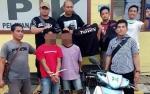 Polsek Murung Tangkap 4 Spesialis Pencurian di Masjid
