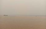 Feri Penyeberangan Diminta Waspada Kabut Asap