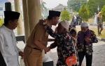 Kabut Asap Membuat Pemulangan Jemaah Haji Sukamara Menjadi Lebih Lama