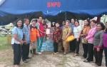Jemaat GKE Sion Kuala Kurun Bagikan Bingkisan Kasih ke Posko Siaga Darurat Bencana Karhutla