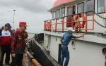 Bupati Seruyan Larang Masyarakat Membangun di Sekitar Pelabuhan Teluk Segintung