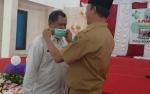 PMI Sukamara Terima 1.100 Masker dari Dinas Kesehatan