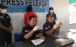 BNNK Kobar Ringkus Kurir Sabu Jaringan Antarnegara Malaysia - Indonesia