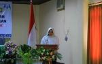 Bupati Kotawaringin Barat Ajak Peserta Workshop Pendidikan Politik Perempuan Berdoa Minta Hujan