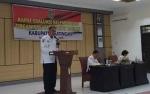 Wakil Bupati Katingan Buka Rapat Evaluasi Kelembagaan Organisasi Perangkat Daerah