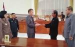 DPRD Gunung Mas Usulkan Pengangkatan Calon Pimpinan DPRD Definitif